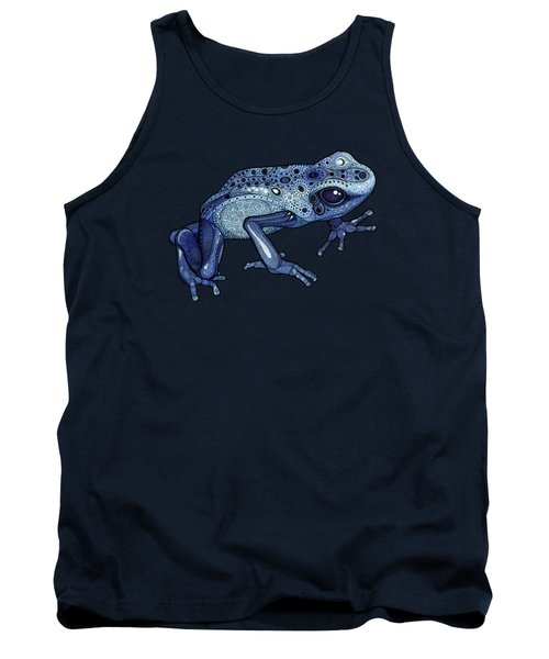 Poison Dart Frog Tank Top by ZH Field
