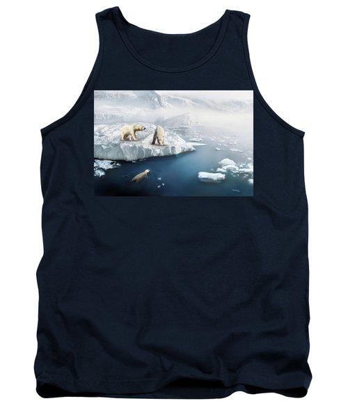 Polar Bears Tank Top