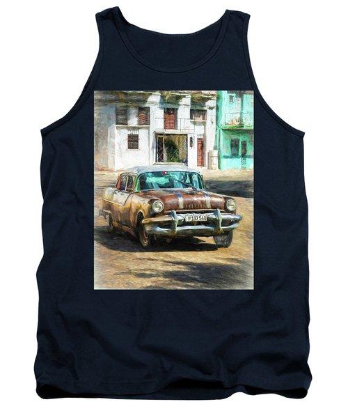 Pontiac Havana Tank Top