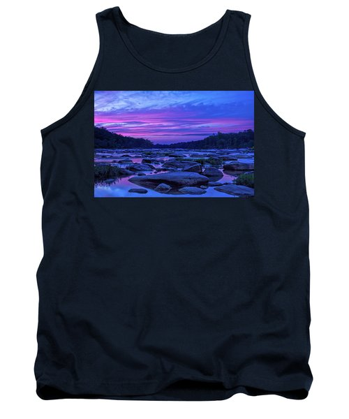 Pony Pasture Sunset Tank Top