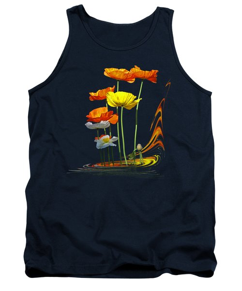 Poppy Pirouette Tank Top