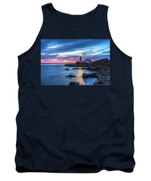 Portland Head Light Tank Top