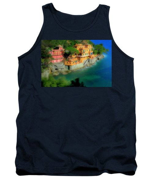 Portofino Park Bay Tank Top