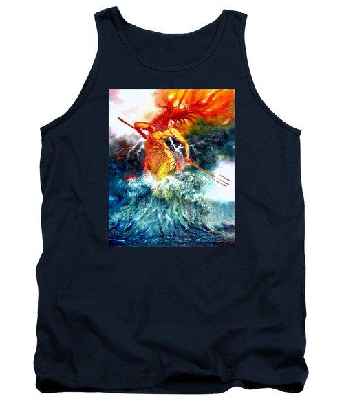 Poseidon Tank Top