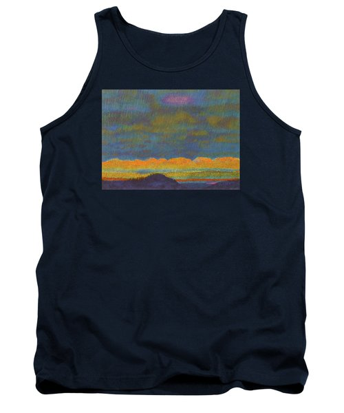 Powder River Reverie, 1 Tank Top