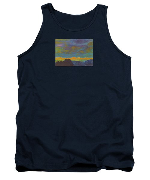 Powder River Reverie, 2 Tank Top