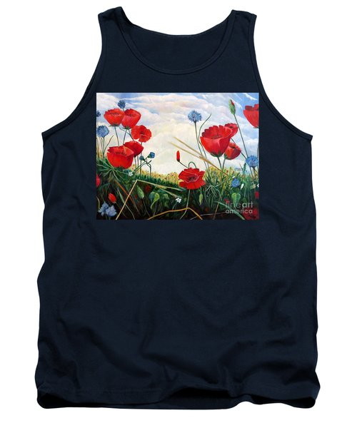 Prayer And Praise Tank Top