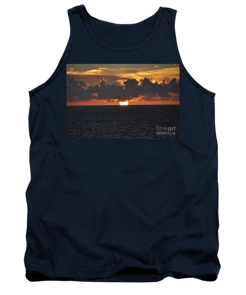 Purple Sunset Tank Top