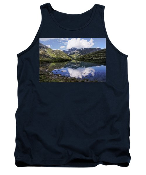 Tank Top featuring the photograph Quiet Life by Annie Snel