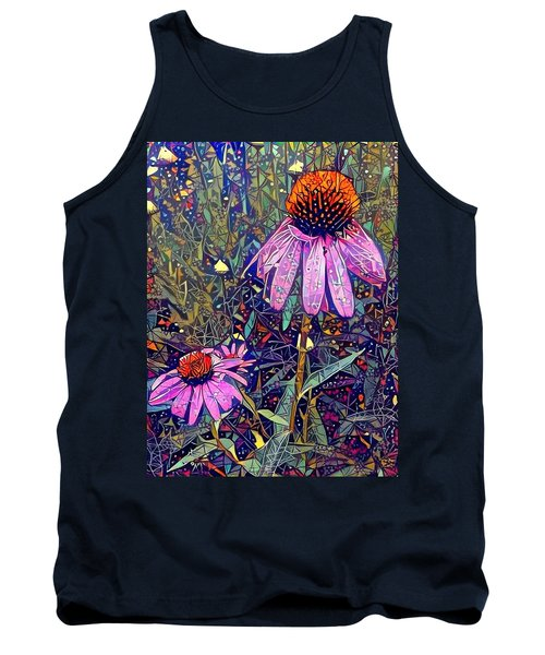 Tank Top featuring the photograph Quite Contrary  by Geri Glavis