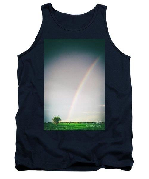 Rainbow #0157 Tank Top
