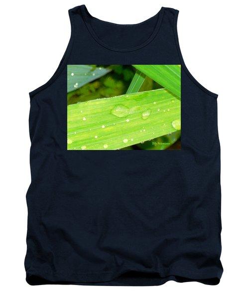 Raindrops Tank Top