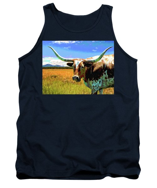 Raised In The Usa Tank Top