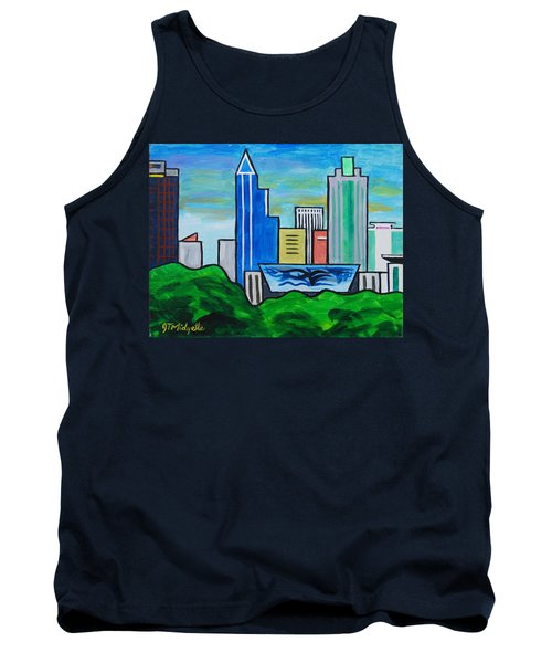 Raleigh Skyline 3 Tank Top