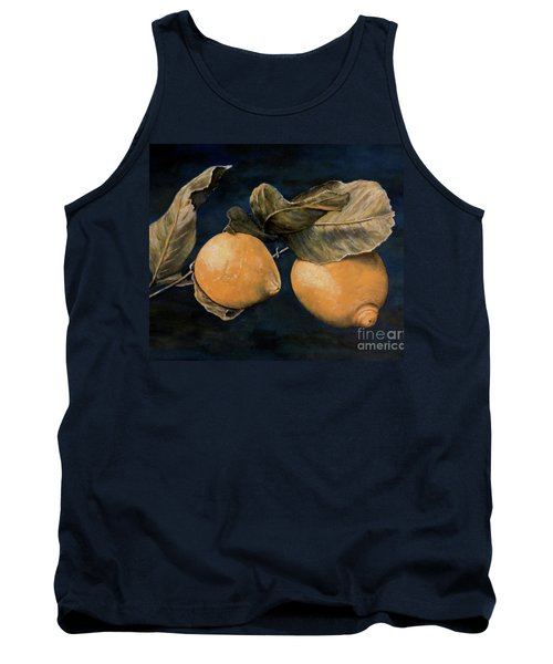Tank Top featuring the painting Ready For Picking by Judy Kirouac