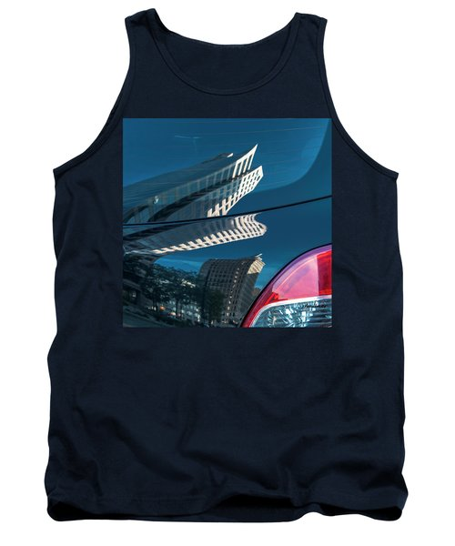 Rear Reflections Tank Top