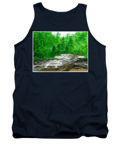 Red Creek Tank Top
