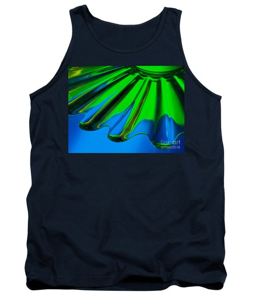 Tank Top featuring the photograph Reflected by Trena Mara