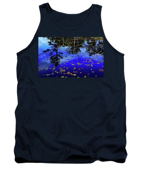 Reflections  Tank Top by Lyle Crump