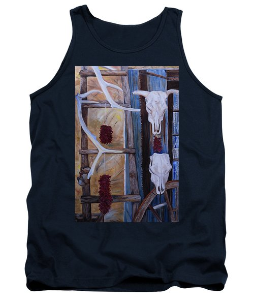 Reflections Of New Mexico Tank Top