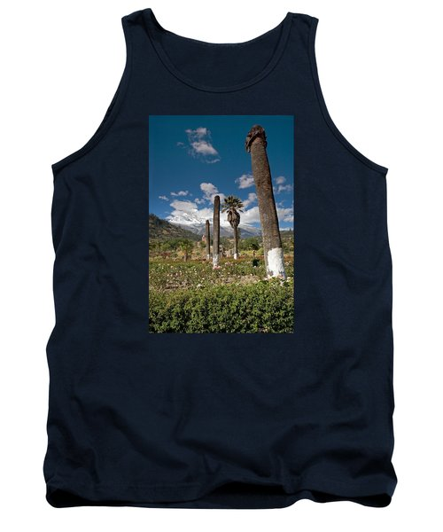 Reminders Of Tragedy Tank Top