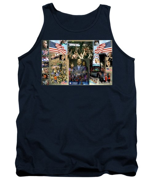 Respectfully Yours..... Mr. President Tank Top