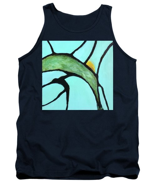 Tank Top featuring the painting Ripening II by Mary Sullivan