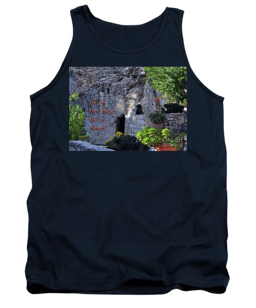 Risen Tank Top by Lydia Holly