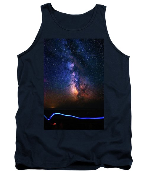 Rising From The Clouds Tank Top