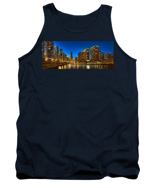 River East Chicago Tank Top