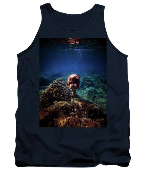 Rock Mermaid Tank Top
