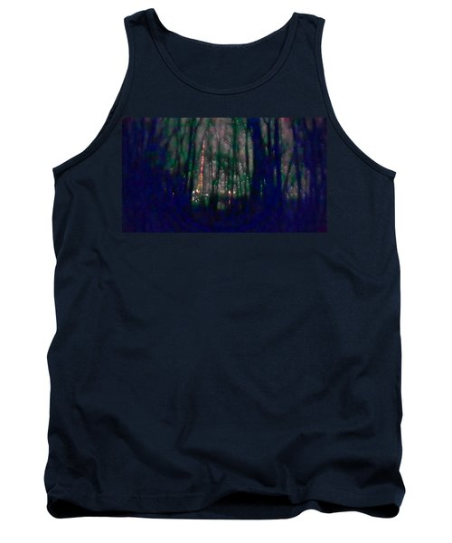 Rockets In The Night Tank Top
