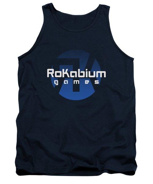 Rokabium Games Logo Tank Top