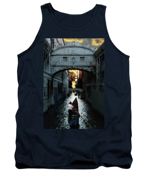 Romantic Venice Tank Top