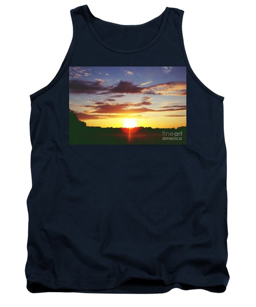 Rossington Sunset 2 Tank Top