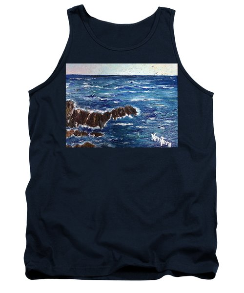Rough Seas Tank Top