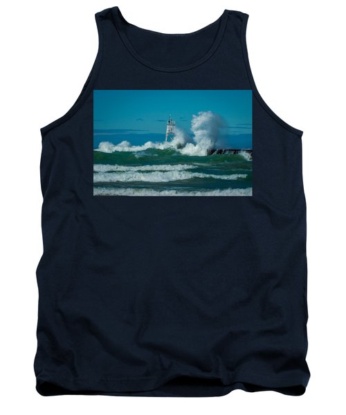 Rough Seas  Tank Top