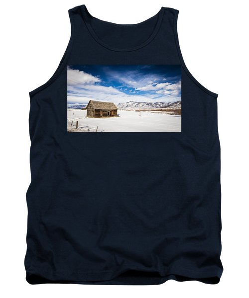 Rustic Shack Tank Top
