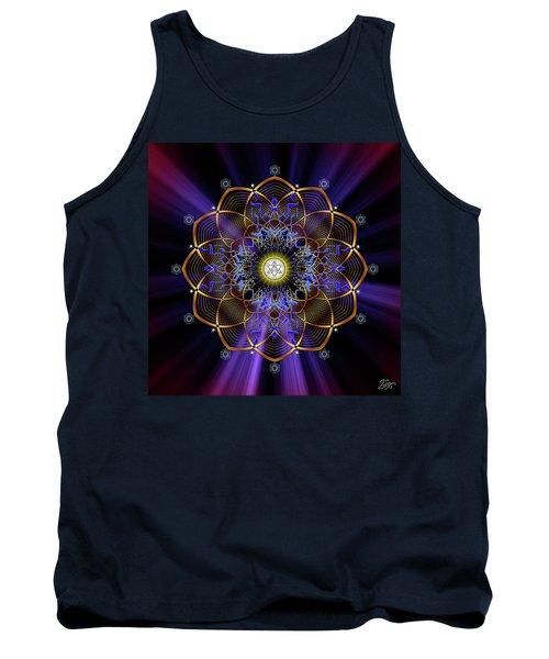 Sacred Geometry 647 Tank Top