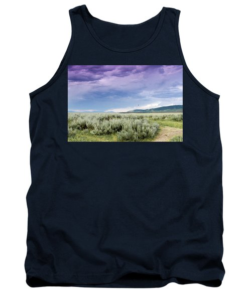 Sage Fields  Tank Top