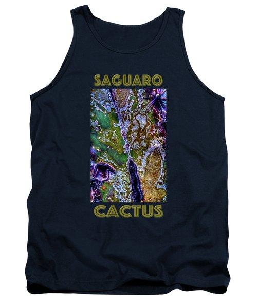 Saguaro Detail No. 9 Tank Top