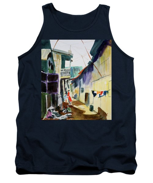 Saigon Alley Tank Top by Tom Simmons