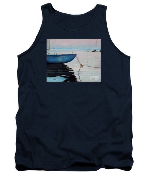 Sailboat Tied Tank Top