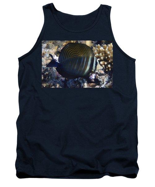 Sailfin Tang  Tank Top