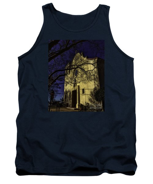 Saint Johns Three Tank Top by Ken Frischkorn