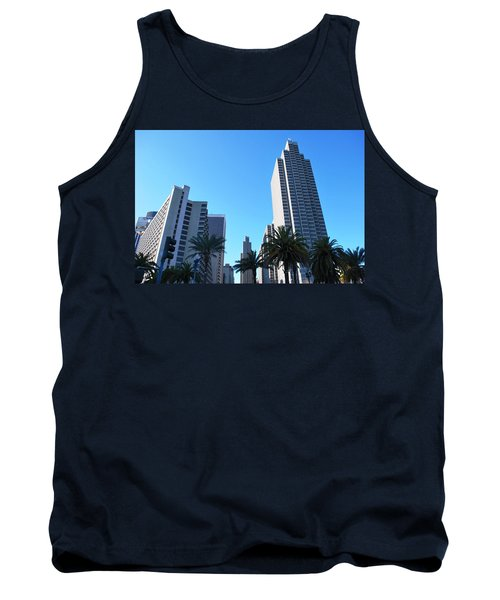 San Francisco Embarcadero Center Tank Top