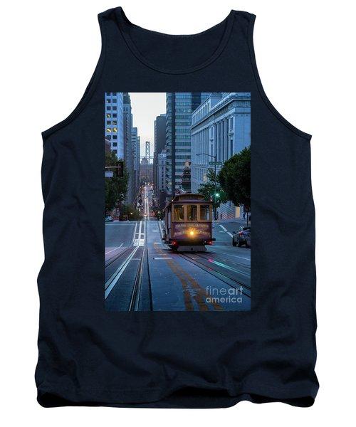 San Francisco Morning Commute Tank Top