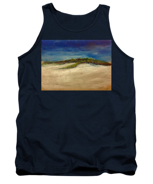 Sandilands Beach - Overcast Day Tank Top