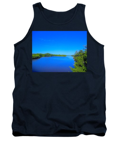 Sanibel Island, Florida Tank Top