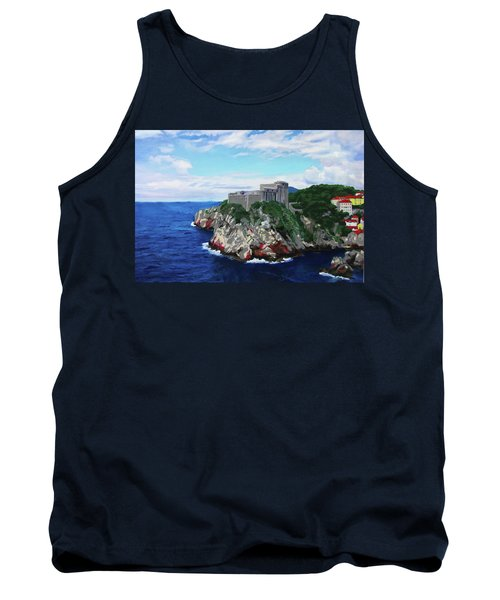Fort St Lawrence Game Of Thrones Tank Top